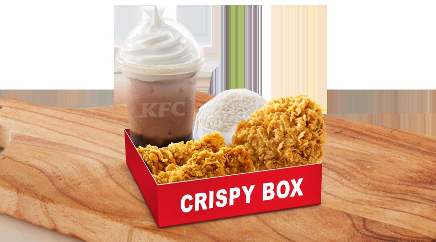 CRISPY BOX